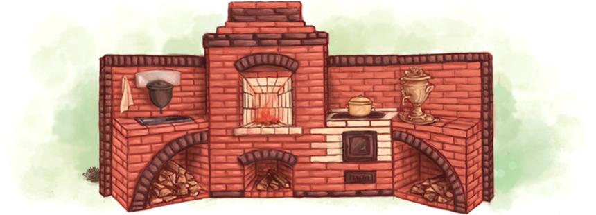 Строительство печей и барбекю